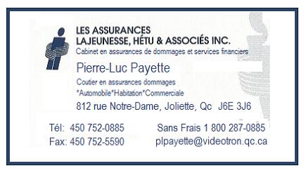 Assurances Lajeunesse Hétu Ass.